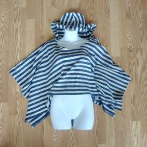 Billabong Cropped Oversize Pullover